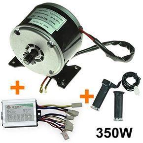 Amazon com : 24V 36V 350W Electric DC Motor Electric