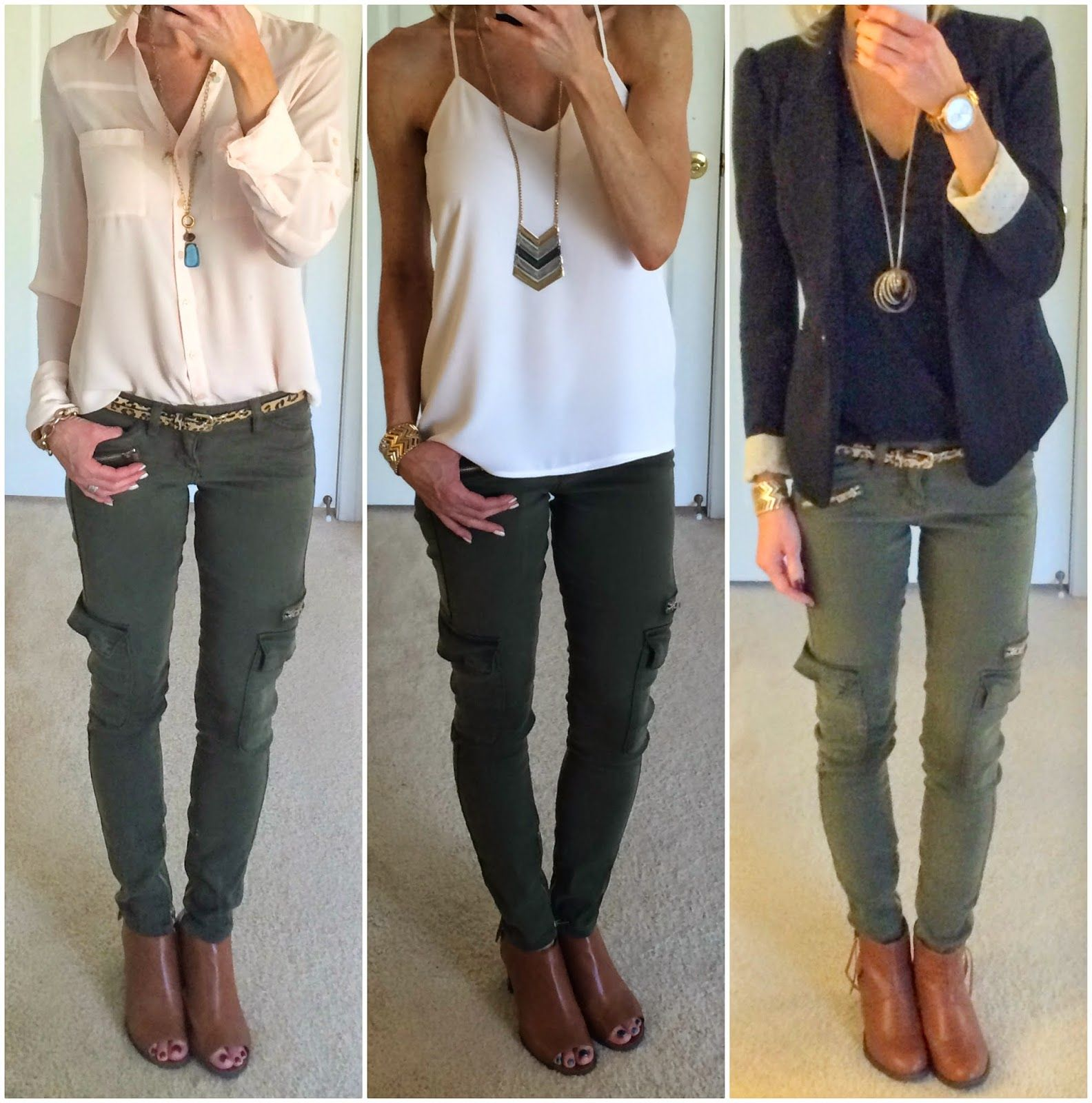 Simple Pick A Pair Of Womens Cargo Pants Cut More Like Regular Womens Pants