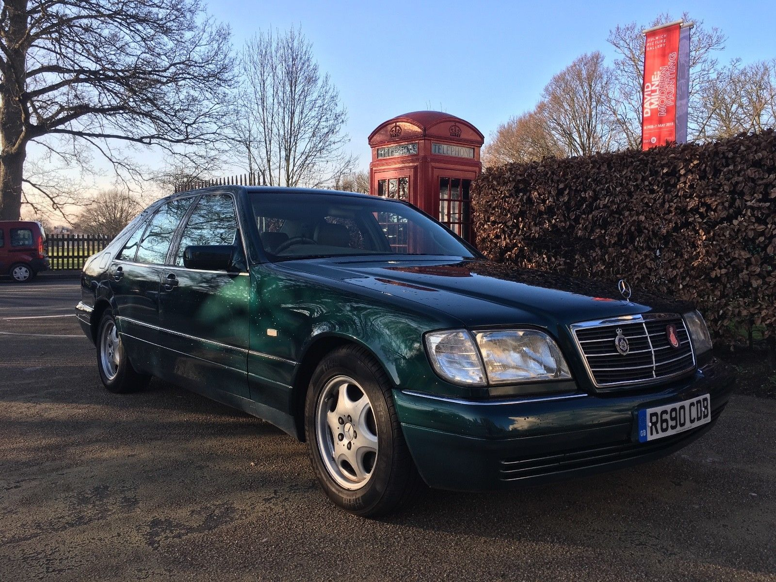 Mercedes Benz Vehicle Service History >> Classic Mercedes Benz S Class W140 S280 Huge Service Retro