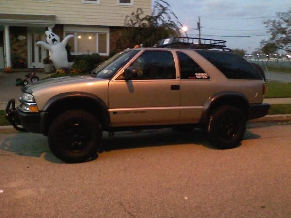 Its Been A Long Few Months Of Change Blazer Forum Chevy