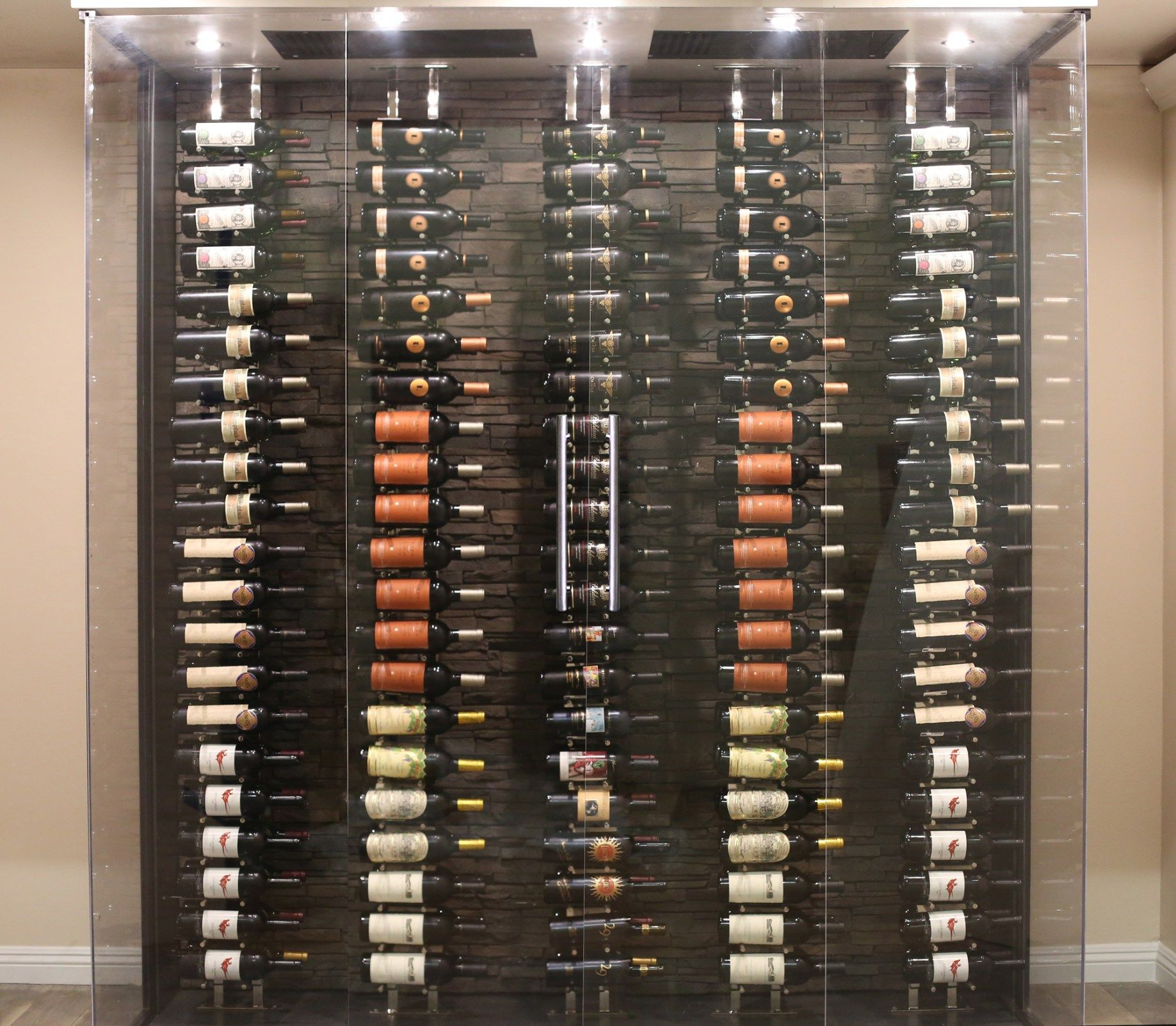 Floor To Ceiling Wine Rack Floor Standing Wine Rack Ultra Wine Racks Standing Wine Rack Wine Rack Wine Decor
