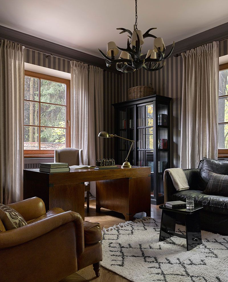 Beautiful house with atmospheric interiors in moscow russia pufik beautiful interiors online magazine