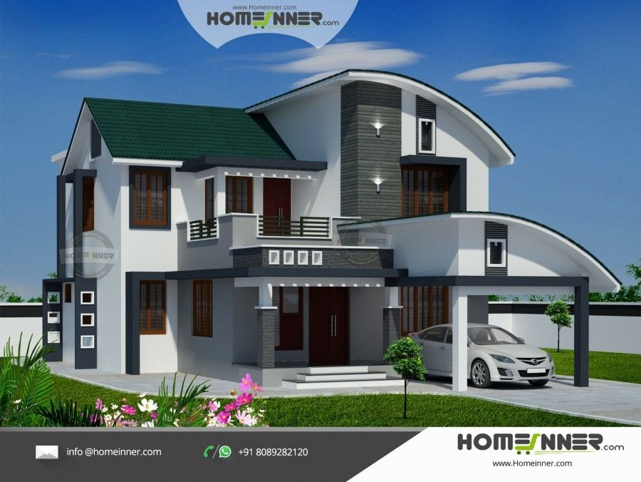 1903 sq ft 4 bedroom normal indian house images free house plans