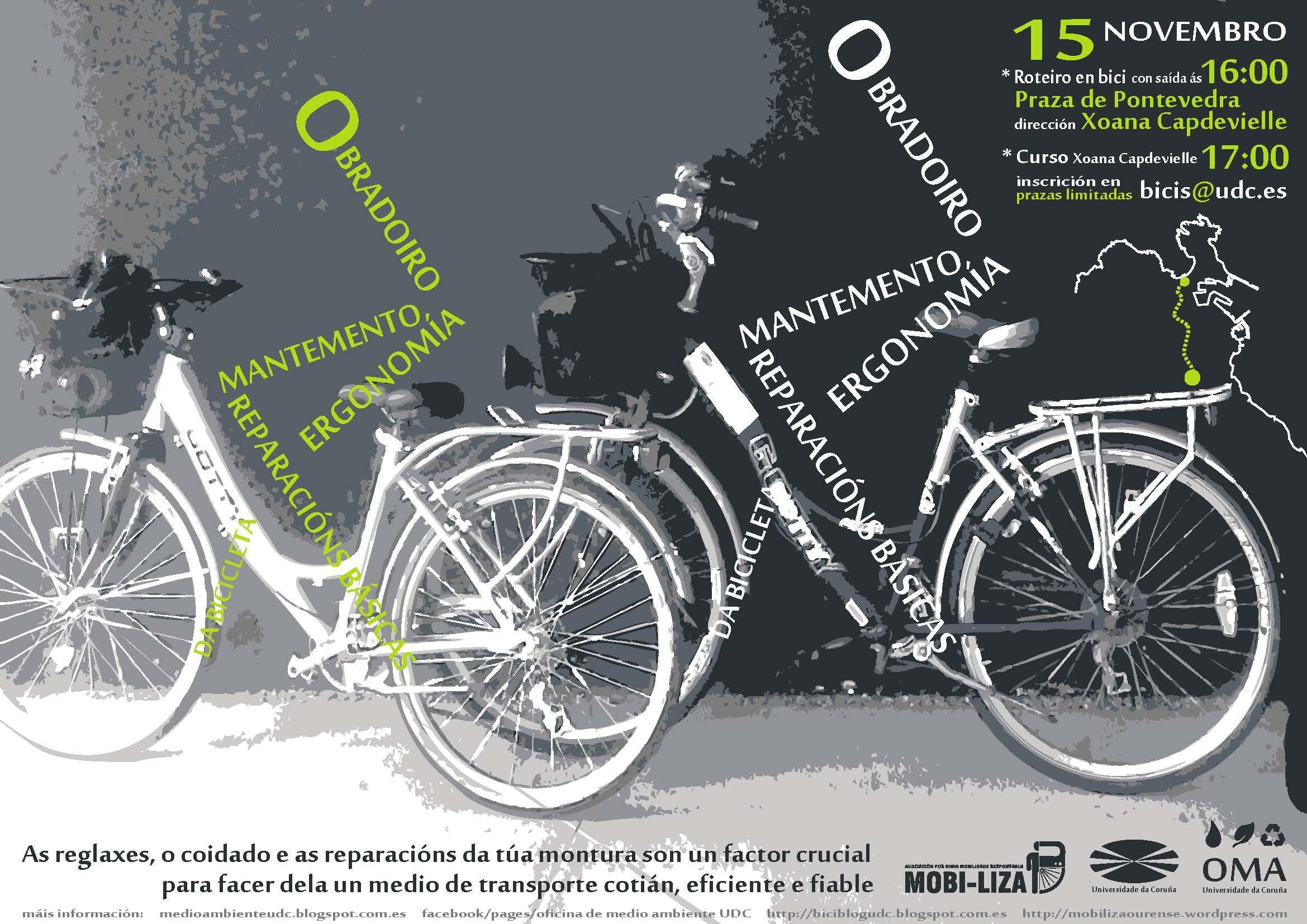 Universidade da Coruña: Obradoiro de mantemento, ergonomía ... - photo#40