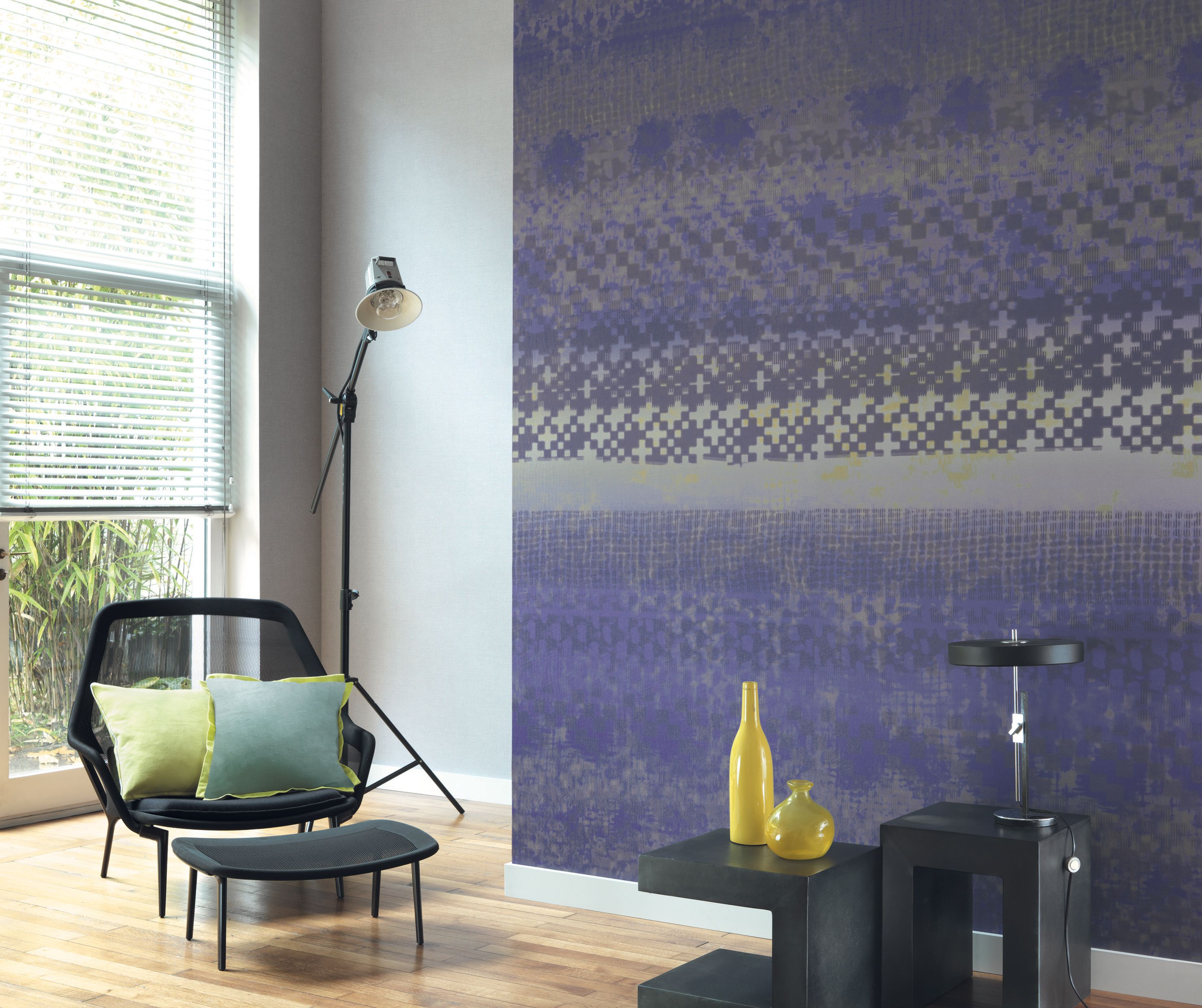 Bahia Collection by Casadeco. #casadeco #wallpaper #bahia #interiordesign