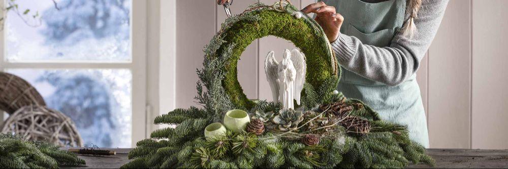 Dehner Ihr Online Shop Fur Garten Pflanzen Balkon Tiere Allerheiligen Blumendeko Pflanzen