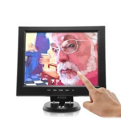 12 Inch Lcd Touchscreen Monitor Monitor Lcd Monitor Touch Screen