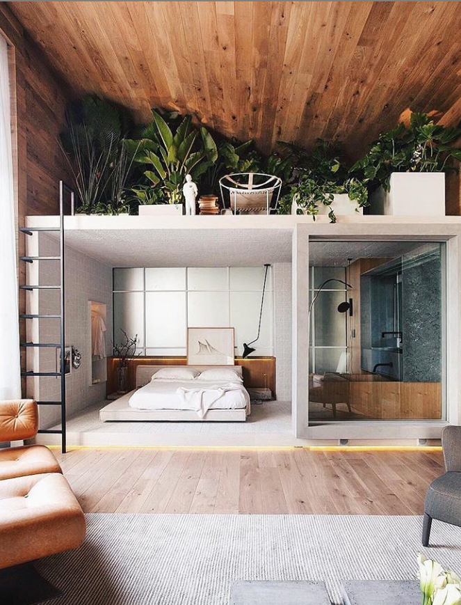 40 Awesome Cozy Loft Apartment Decorating Ideas On A Budget Page 26 Of 40 Latest Fashion Trends For Woman Minimalism Interior Minimal Interior Design Interior Architecture