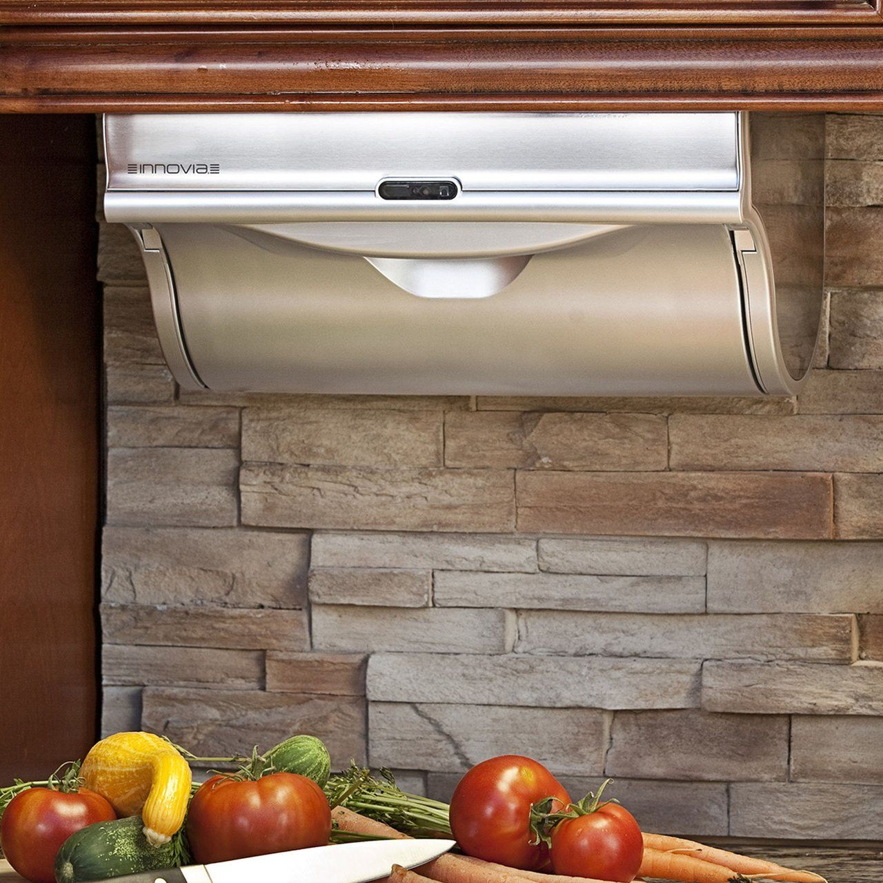 Motion Activated Paper Towel Dispenser By Innovia Dispenser