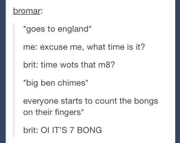On Brits