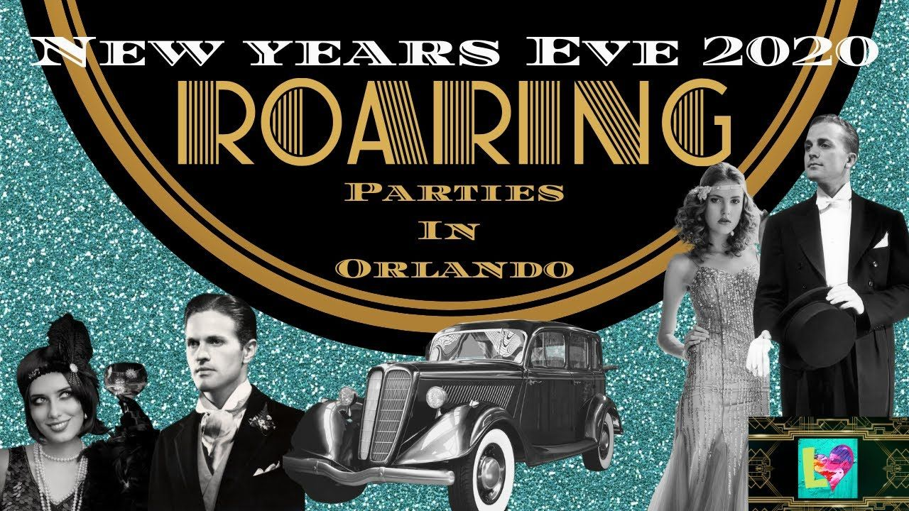 Ring in the New Year in Orlando! New Years Eve 2020