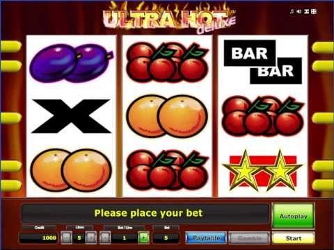 игровые автоматы ultra hot онлайн бесплатно