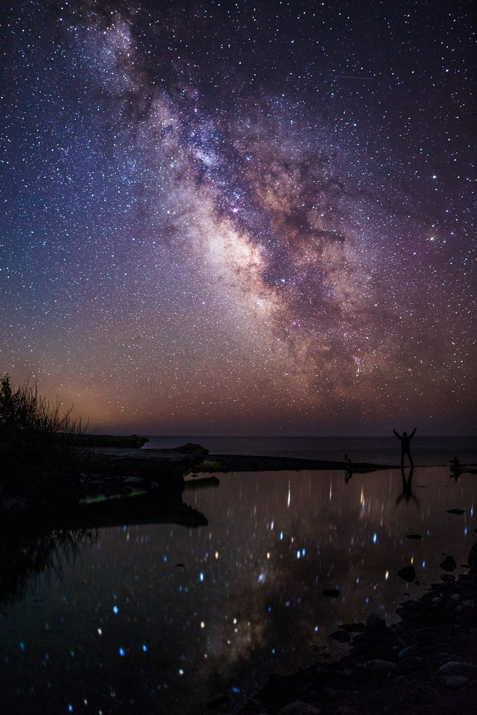 The Milky Way At Shipman Creek In 2020 Ipad Mini