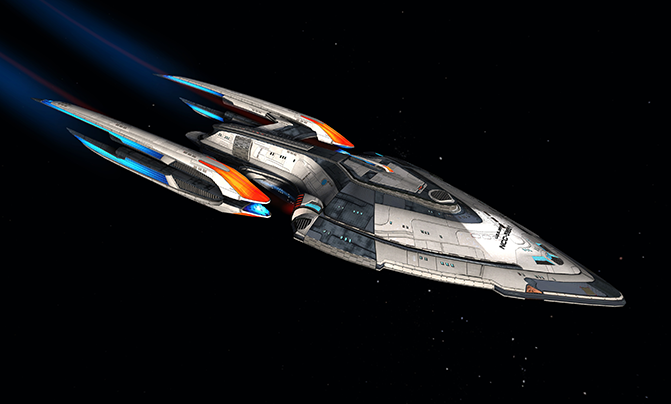 Star Trek Online T6 Hestia Class We Re Very Excited To