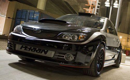 2007 Subaru Impreza WRX STi - Fast & Furious (2009), Furious 7 ...