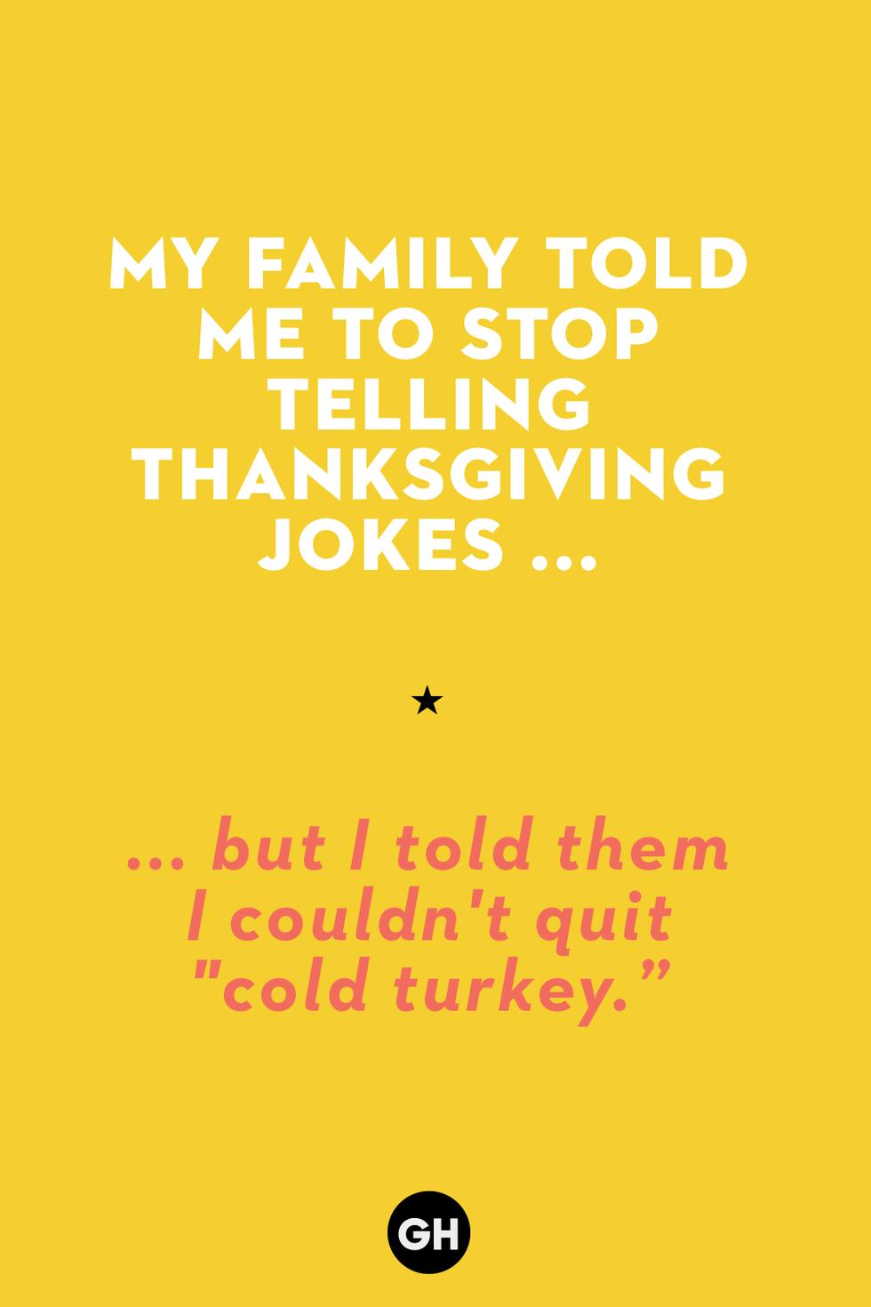 25 Corny But Hilarious Thanksgiving Jokes to Tell This