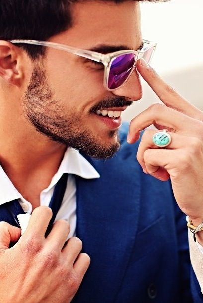 Mariano Di Vaio ~ DETAILS are SO important!