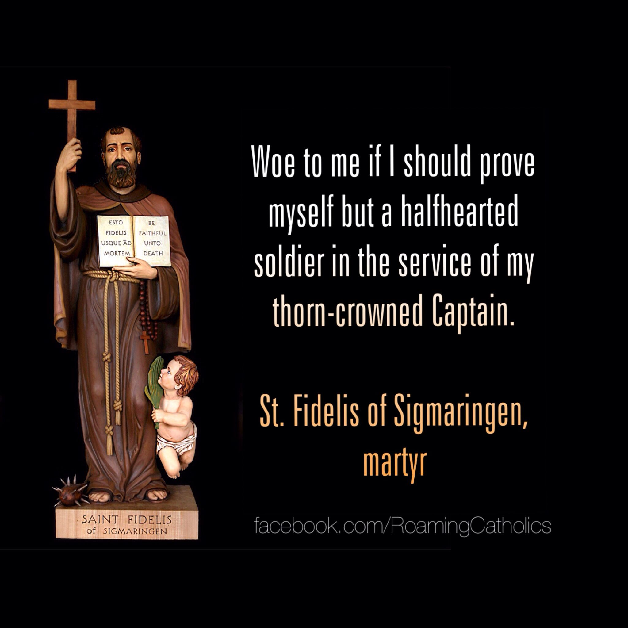 Facebook Com Roamingcatholics Saint Quotes Martyrs Quotes