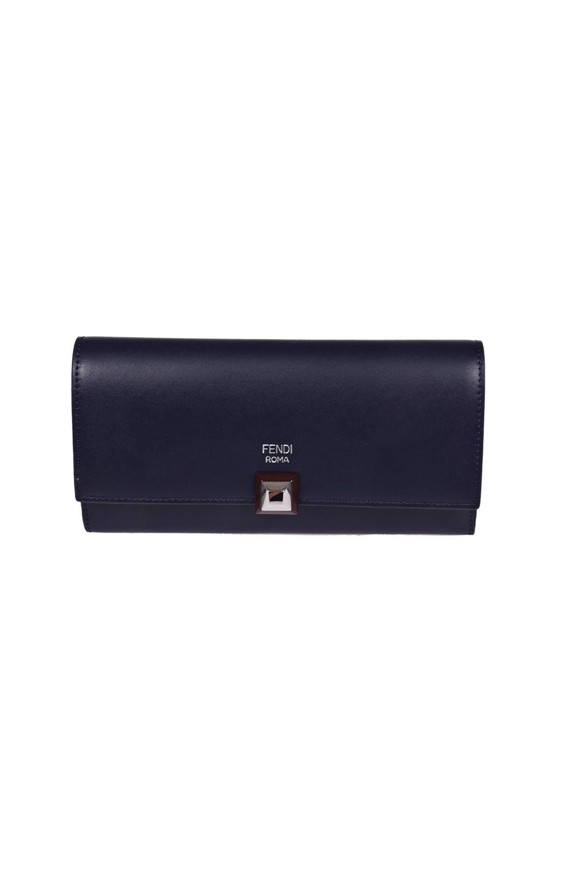 a22df7998a5e FENDI FENDI RAINBOW CONTINENTAL WALLET.  fendi