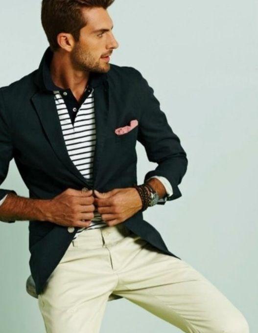 Jacket/Tshirt combi