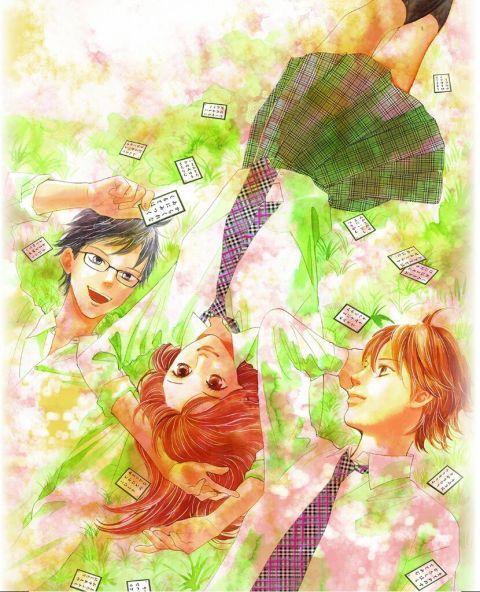Chihayafuru Anime Taichi Chihaya Arata This Is Adorable Omg I