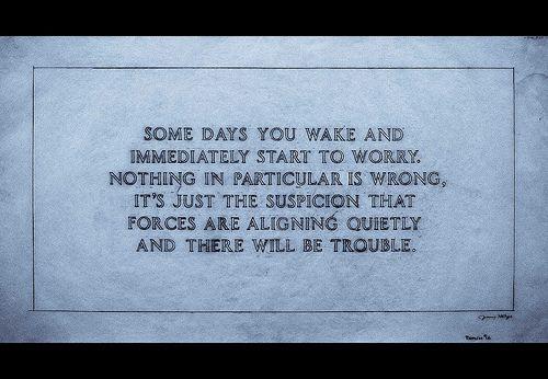 Some Days!