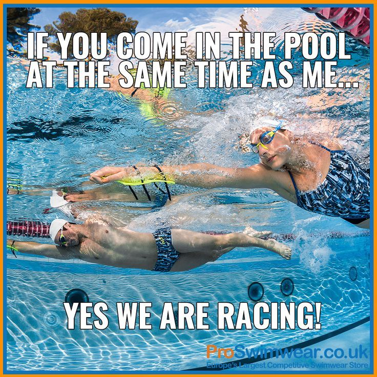 Game face on swimmerproblems swimmemes Swimming