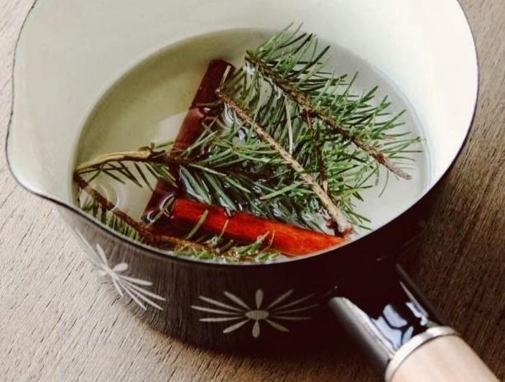 Votre maison sentira bon comme un sapin de Noël: 5 recettes