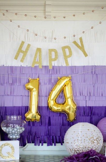 29+ Best Ideas For Party Ideas For Teen Girls Decorations Teenagers Birthday Cakes