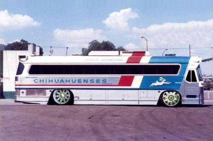 Chihuahuenses MéxicoAutobuses Dina MéxicoAutobuses Olímpico Olímpico Chihuahuenses Dina WHIE92D