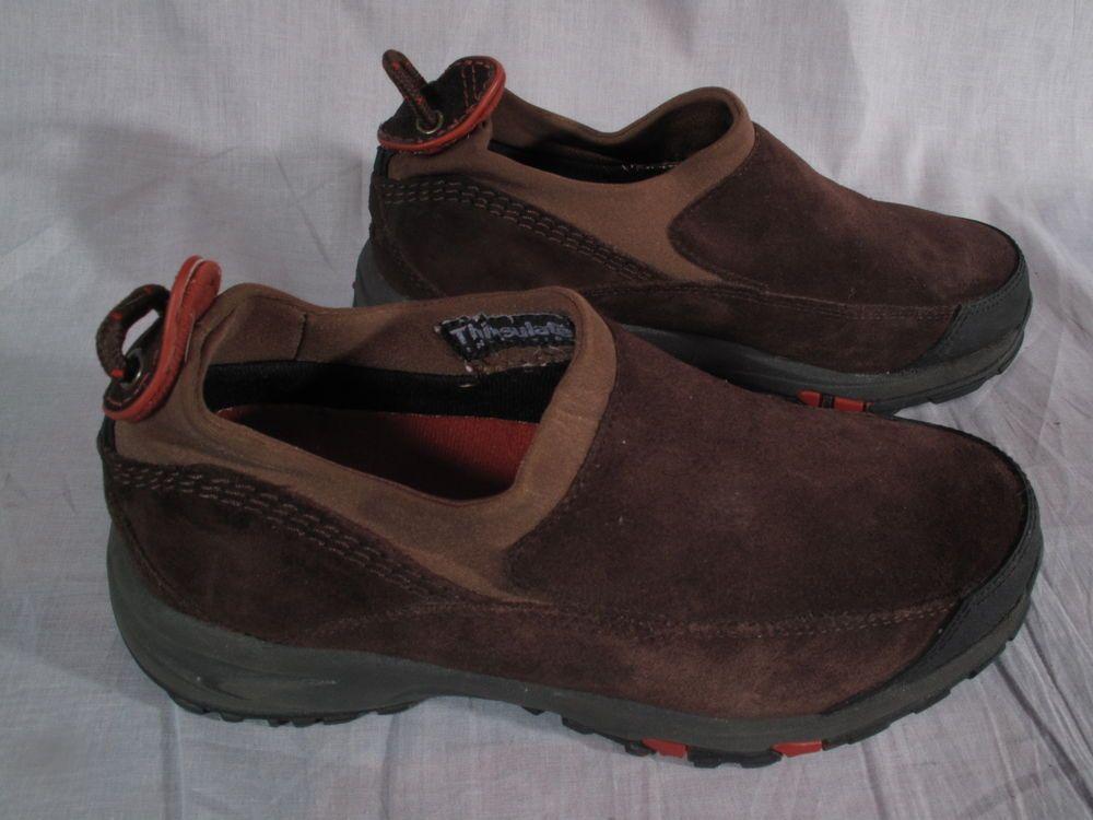 Women's L.L. Bean Boat Shoes Brown Size