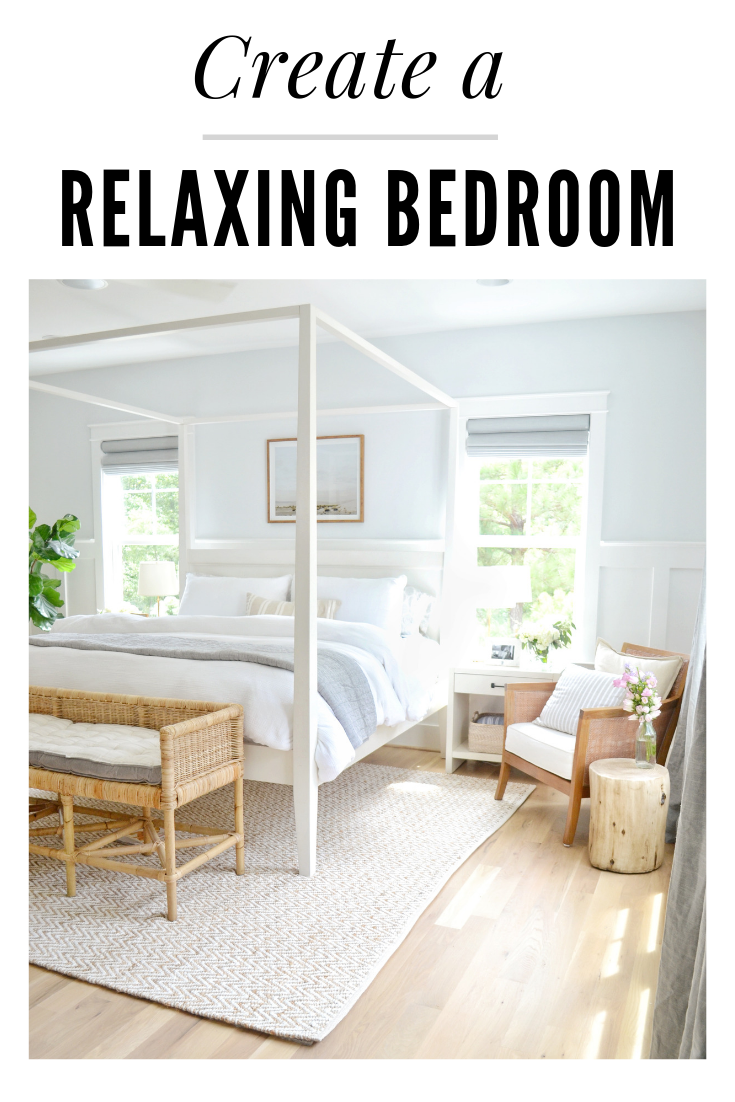 Our Master Bedroom Tour Ideas To Help You Make Your Bedroom More Zen Relaxing In 2020 Relaxing Master Bedroom Relaxing Bedroom Zen Bedroom