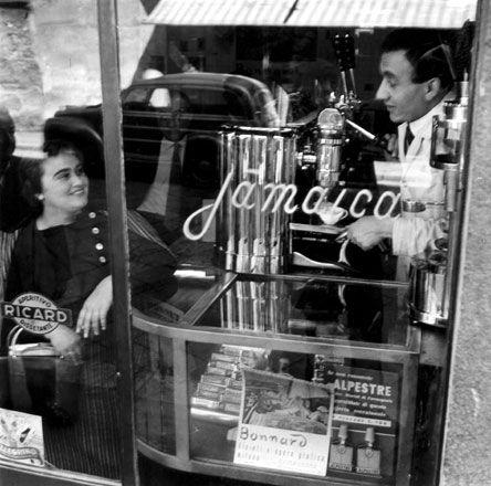Milano 1953, foto di Mulas