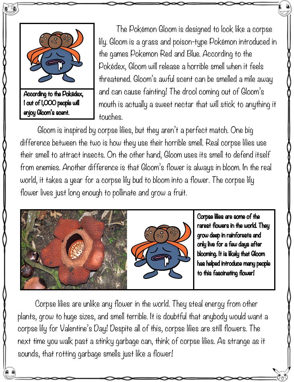 Pin On Pokemon Science
