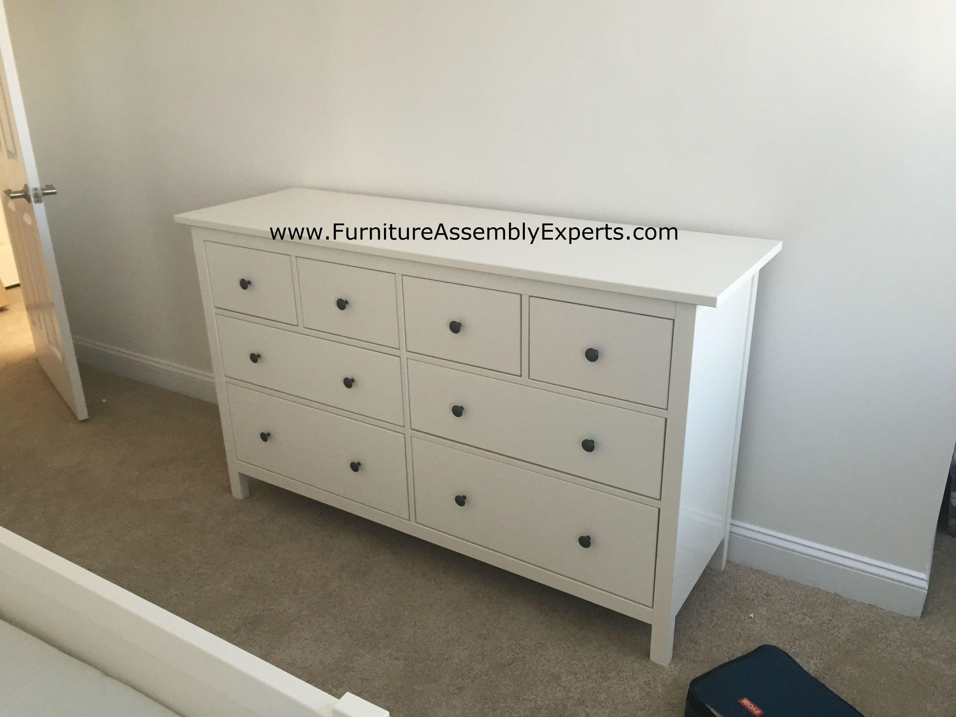 Ikea Hemnes Dresser Assembled In Detroit Mi By Furniture