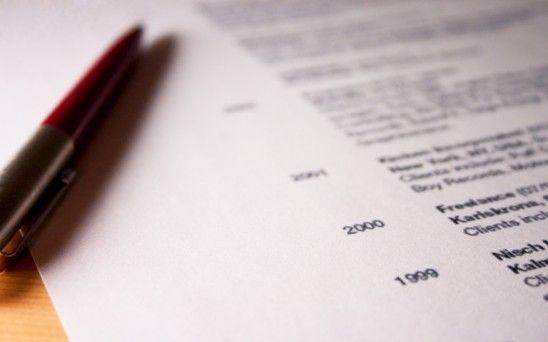 Elaborar de forma efectiva y elegante un CV
