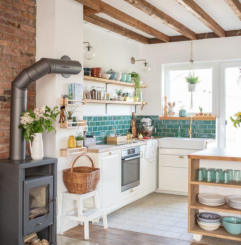 Leelah Loves - Einrichtung, Dekoration und DIY Ideen für ein schönes Zuhause. #kücheideeneinrichtung