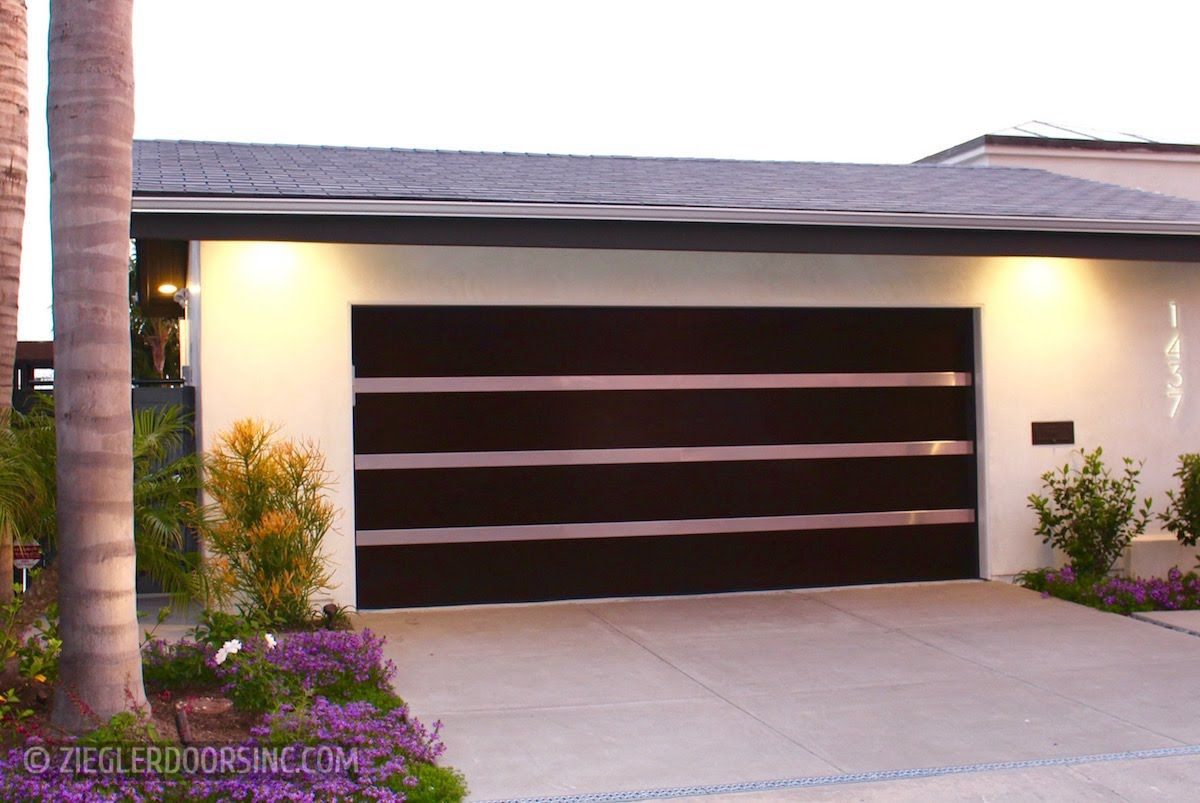 Contemporary Garage Doors By Ziegler Doors Inc Contemporary