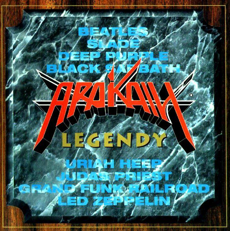 Arakain - Legendy