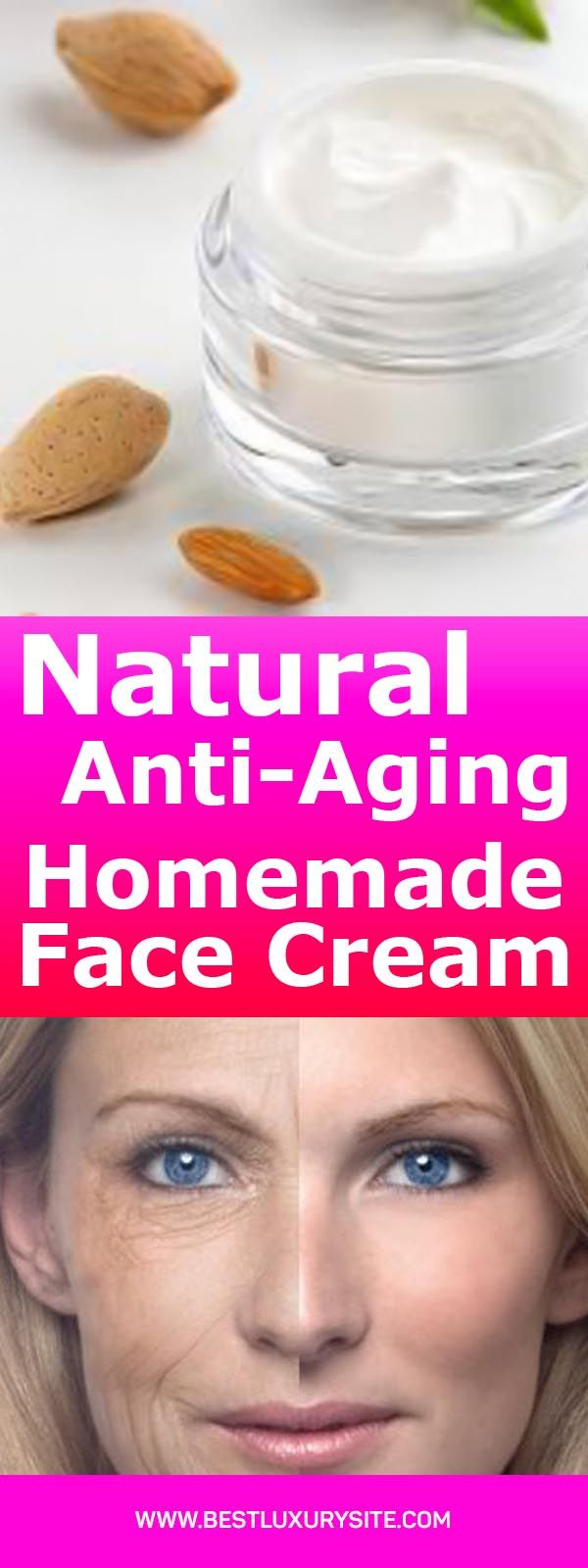 Photo of Natural Anti-Aging Homemade Face Cream