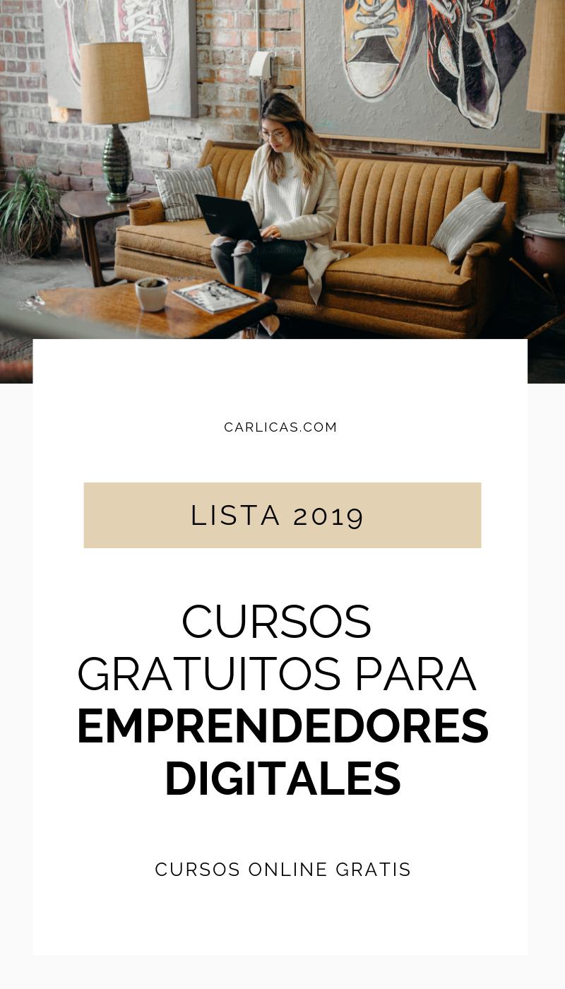 100 De Los Mejores Cursos En Linea Gratis Para Este 2020