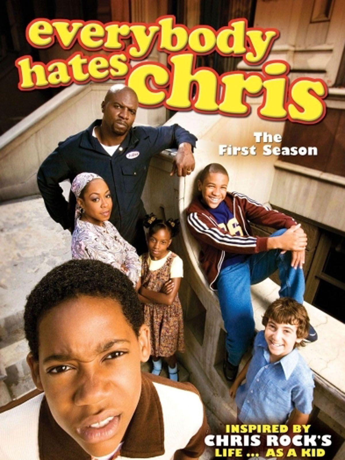 Todo Mundo Odeia O Chris Uma Serie Criada Por Chris Rock Ali