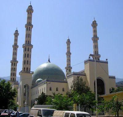صور لأجمل مساجد العالم مسجد الكوثر بالبليدة Mosque Beautiful Mosques Algeria