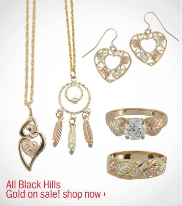 All Black Hills Gold on sale Awesome Jewelry Pinterest All