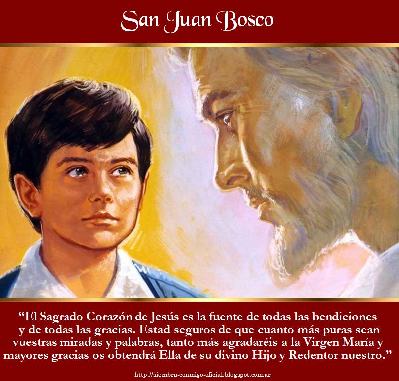 Maximas Don Bosco En 2020 Juan Bosco Sagrado Corazon De Jesus Quien Es Jesus