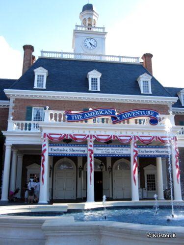 The Best of Americana at Walt Disney World