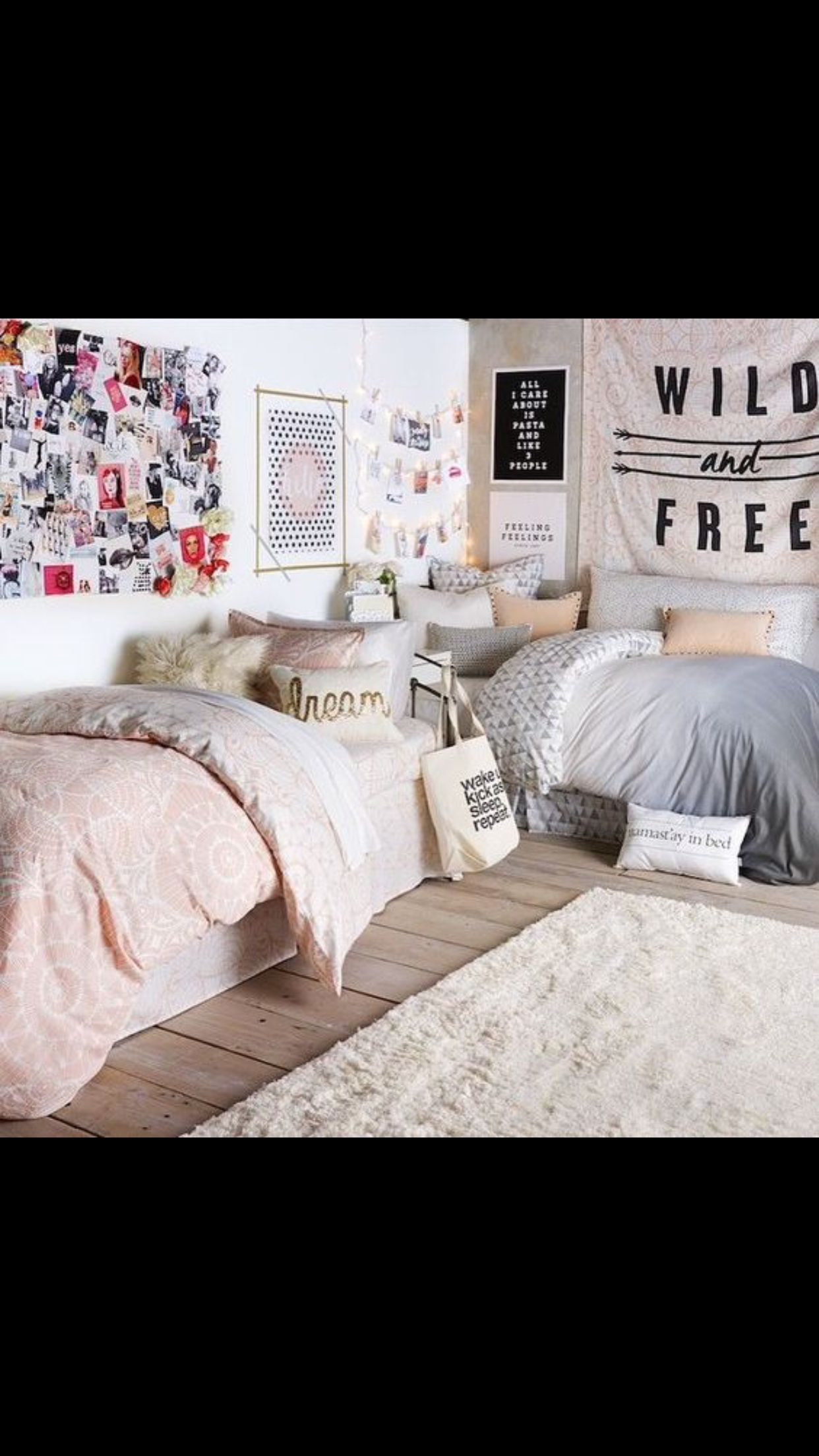 Teenager room ideas / room goals / tumblr | Room ideas | Pinterest