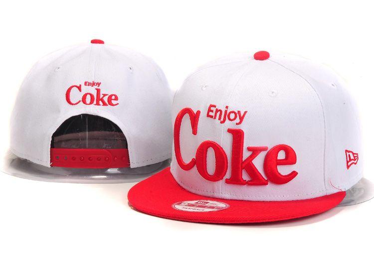 Coke Snapback Hat (2) , for sale online $5.9 - www.hatsmalls.com