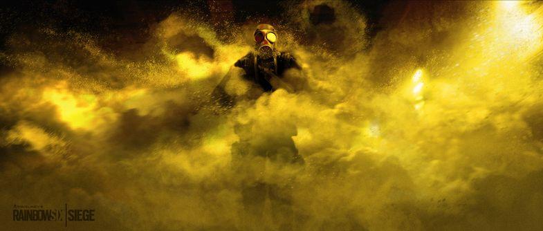 Rainbow Six Siege Operator Spotlight 4 Smoke Sas British