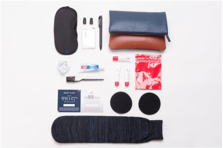 New Amenity Kits Rolling Out on American Business class